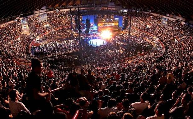 O Ultimate definiu a data e local de seu terceiro evento no Brasil em 2018.